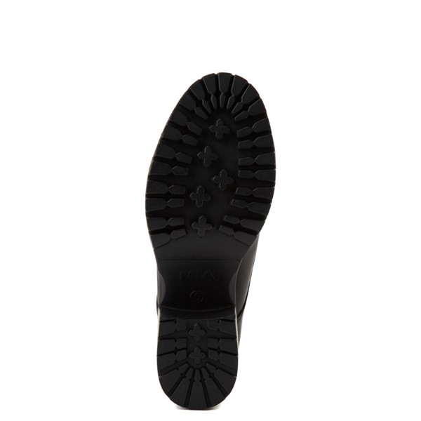 alternate view Womens MIA Vicki Platform Casual Shoe - BlackALT3