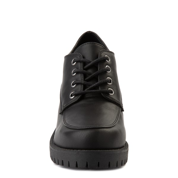 alternate view Womens MIA Vicki Platform Casual Shoe - BlackALT4