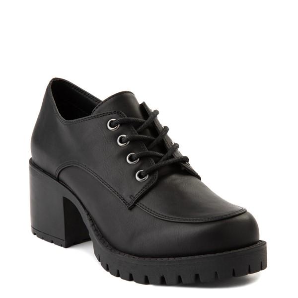 alternate view Womens MIA Vicki Platform Casual Shoe - BlackALT5