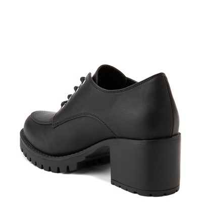 Alternate view of Womens MIA Vicki Platform Casual Shoe - Black
