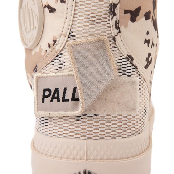 alternate view Palladium Pampa Hi Originale Boot - Beige / CamoALT4B