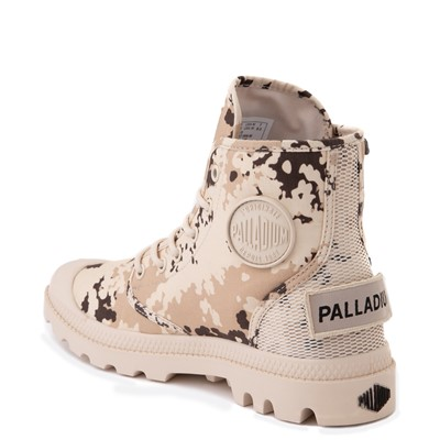 Alternate view of Palladium Pampa Hi Originale Boot - Beige / Camo