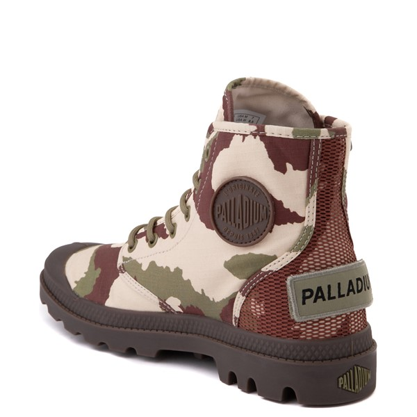 alternate view Palladium Pampa Hi Originale Boot - CamoALT1