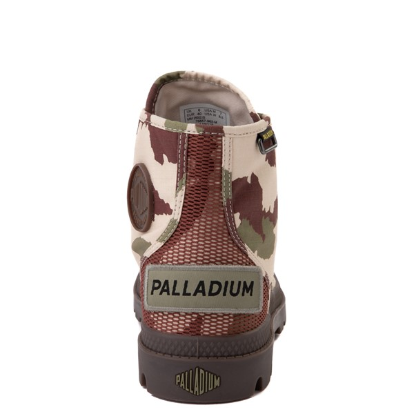 alternate view Palladium Pampa Hi Originale Boot - CamoALT4
