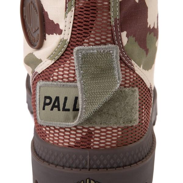 alternate view Palladium Pampa Hi Originale Boot - CamoALT4B