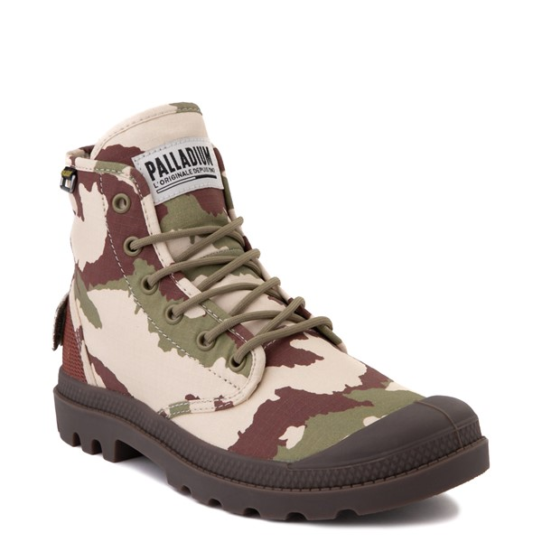 alternate view Palladium Pampa Hi Originale Boot - CamoALT5