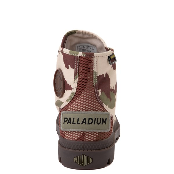 alternate view Palladium Pampa Hi Originale Boot - CamoALT6