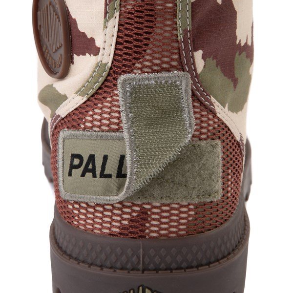 alternate view Palladium Pampa Hi Originale Boot - CamoALT7