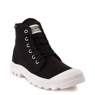 Alternate view of Palladium Pampa Hi Originale Boot - Black / Marshmallow