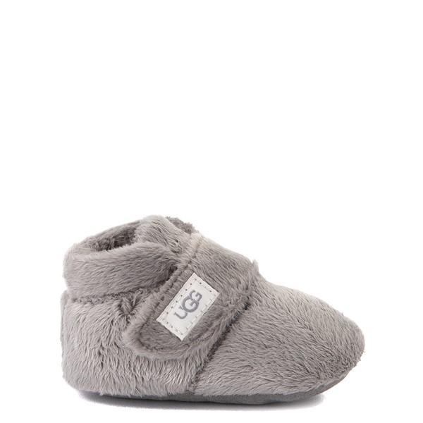 Main view of UGG® Bixbee Bootie - Baby / Toddler - Charcoal