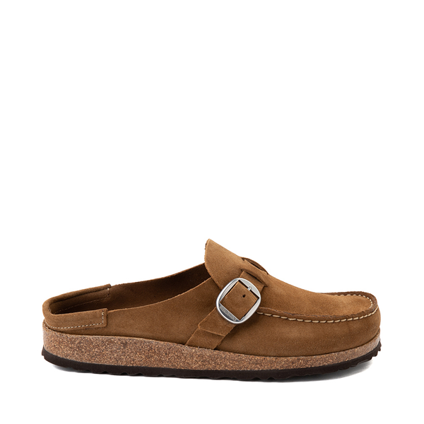 Womens Birkenstock Buckley Clog - Tan