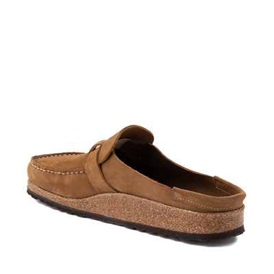 Alternate view of Womens Birkenstock Buckley Clog - Tan