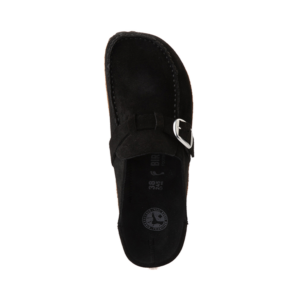 alternate view Womens Birkenstock Buckley Clog - BlackALT2