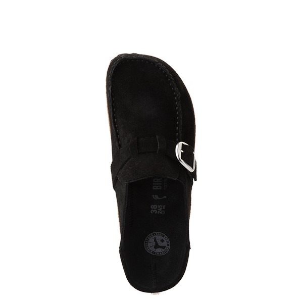 alternate view Womens Birkenstock Buckley Clog - BlackALT4B