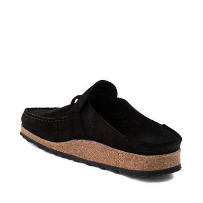Alternate view of Womens Birkenstock Buckley Clog - Black