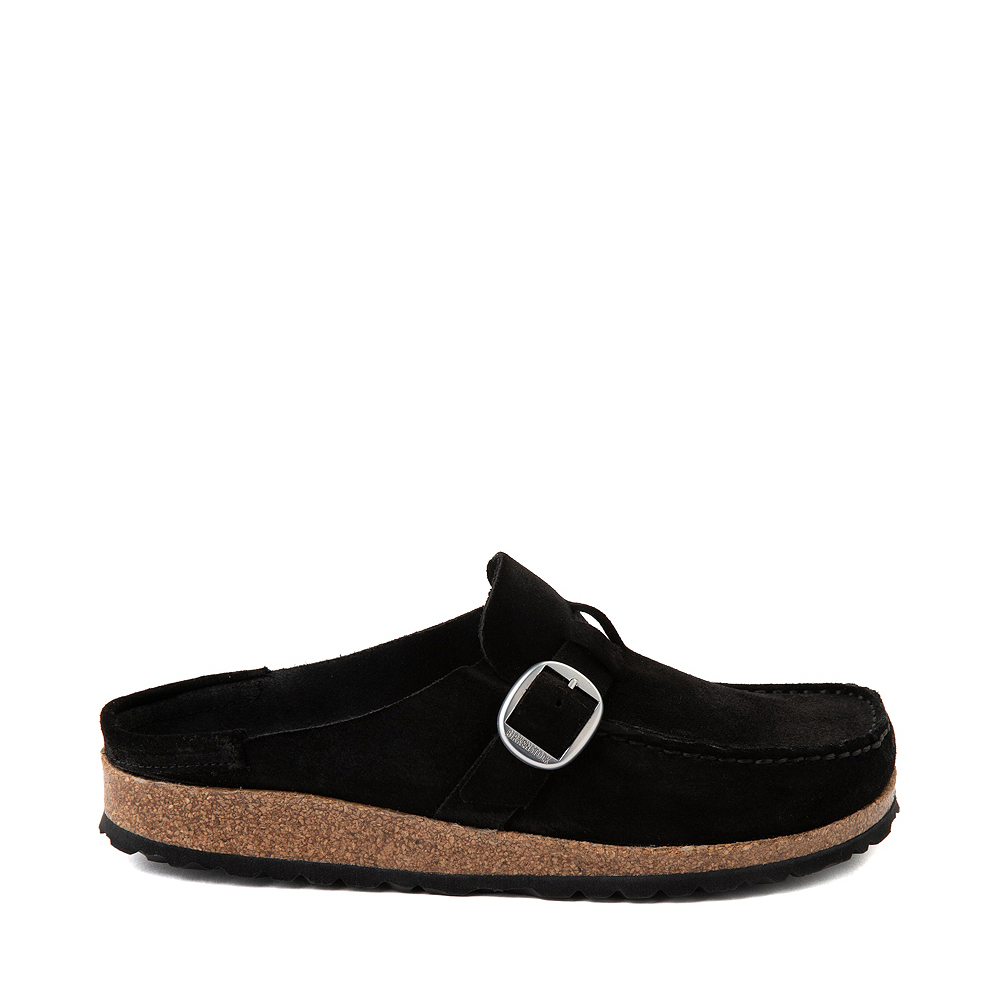 Womens Birkenstock Buckley Clog - Black