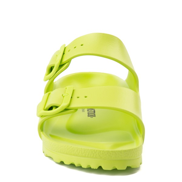 alternate view Womens Birkenstock Arizona EVA Sandal - LimeALT4