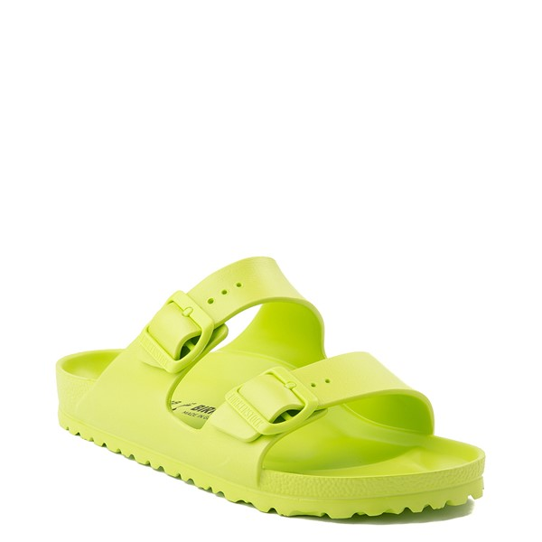alternate view Womens Birkenstock Arizona EVA Sandal - LimeALT5