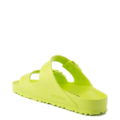 Alternate view of Womens Birkenstock Arizona EVA Sandal - Lime