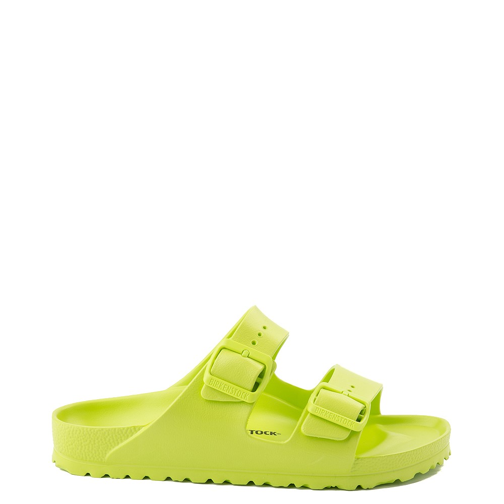 Womens Birkenstock Arizona EVA Sandal - Lime