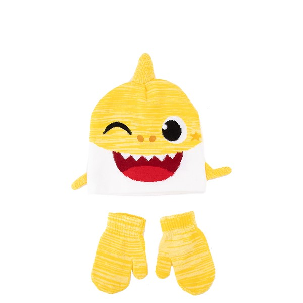 Baby Shark Beanie - Little Kid - Yellow