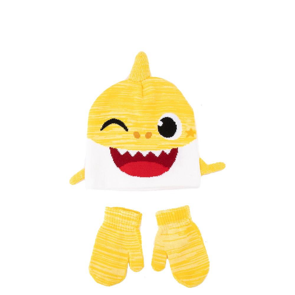 Baby Shark Beanie - Little Kid - Yellow