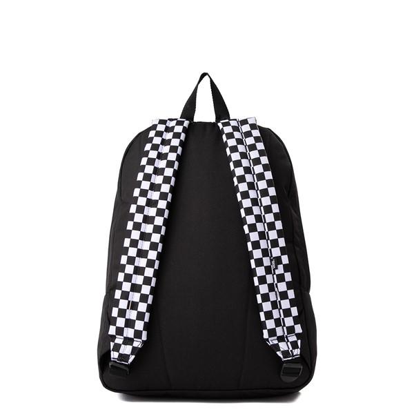 alternate view Vans x FLOUR SHOP Patch Mini Backpack - Black / WhiteALT2