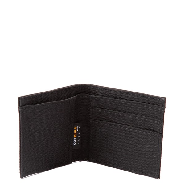 alternate view Vans Ultra Slim Bi-Fold Wallet - BlackALT1