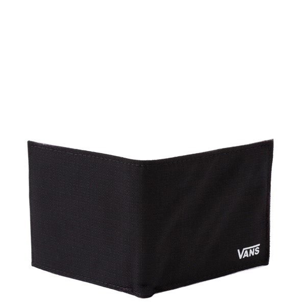 alternate view Vans Ultra Slim Bi-Fold Wallet - BlackALT2