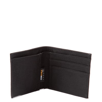 Alternate view of Vans Ultra Slim Bi-Fold Wallet - Black