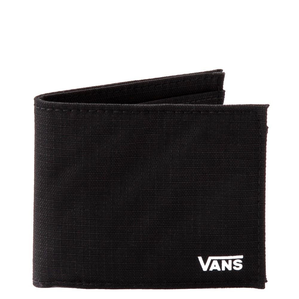 Vans Ultra Slim Bi-Fold Wallet - Black