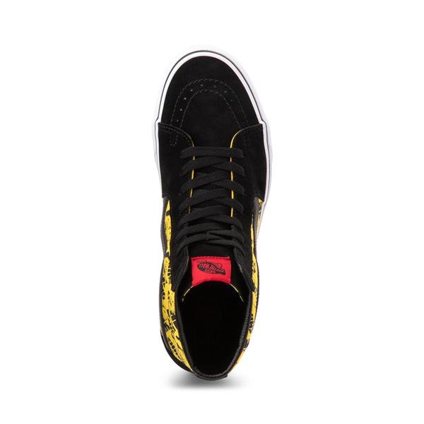 alternate view Vans x Horror Sk8 Hi The Shining Skate Shoe - BlackALT2
