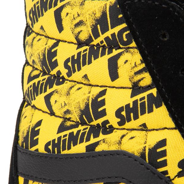 alternate view Vans x Horror Sk8 Hi The Shining Skate Shoe - BlackALT2B
