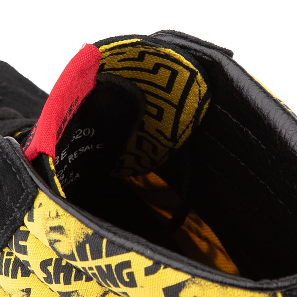 alternate view Vans x Horror Sk8 Hi The Shining Skate Shoe - BlackALT4B
