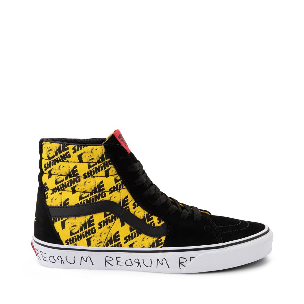 Vans x Horror Sk8 Hi The Shining Skate Shoe - Black