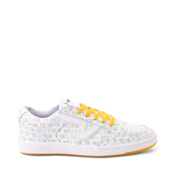 Main view of Vans x Horror Lowland ComfyCush® It Skate Shoe - White