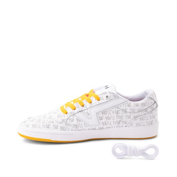 alternate view Vans x Horror Lowland ComfyCush® It Skate Shoe - WhiteALT1