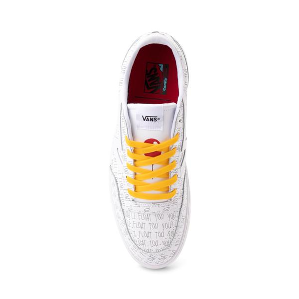 alternate view Vans x Horror Lowland ComfyCush® It Skate Shoe - WhiteALT2