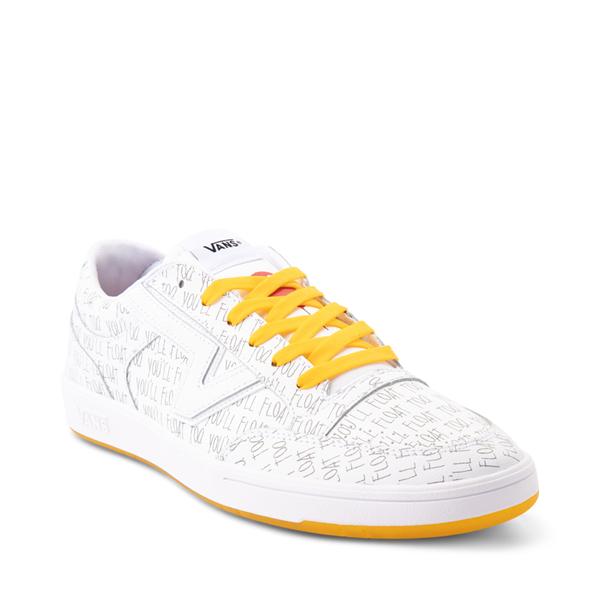 alternate view Vans x Horror Lowland ComfyCush® It Skate Shoe - WhiteALT5