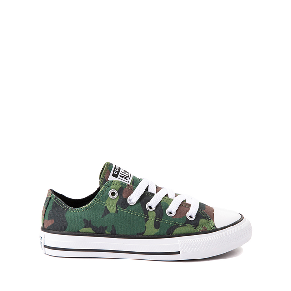 Main view of Converse Chuck Taylor All Star Lo Sneaker - Little Kid / Big Kid - Camo