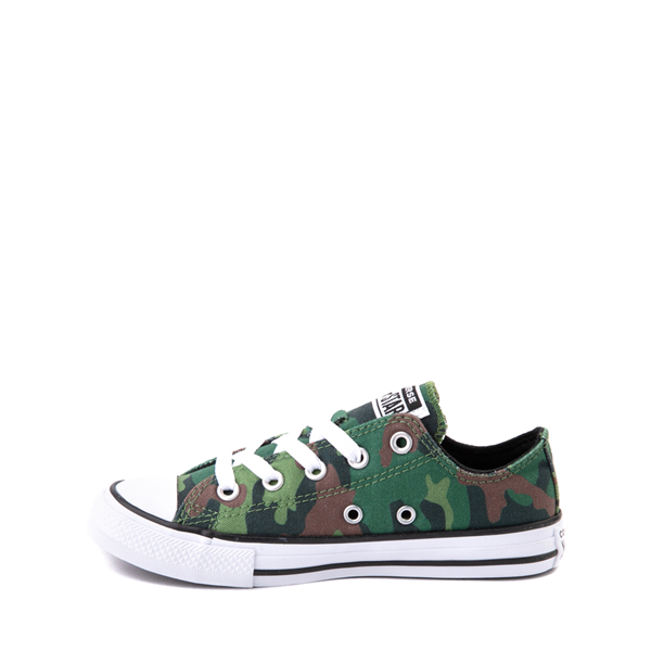 alternate view Converse Chuck Taylor All Star Lo Sneaker - Little Kid / Big Kid - CamoALT1