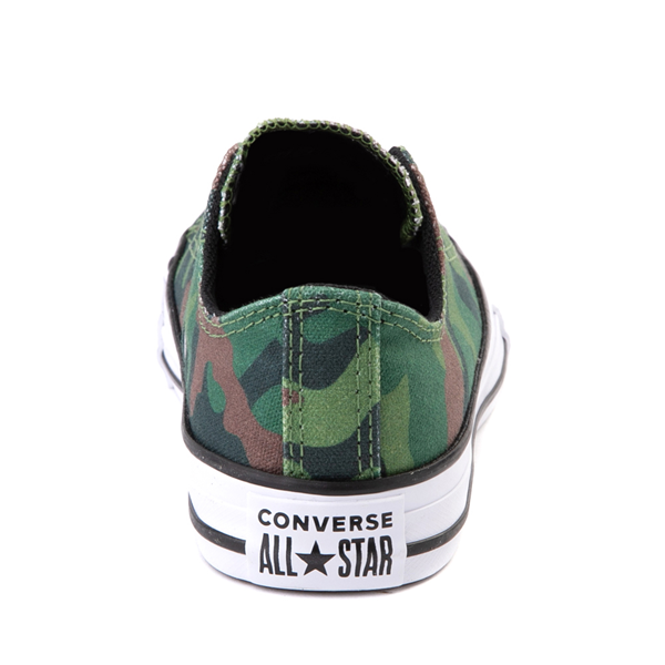 alternate view Converse Chuck Taylor All Star Lo Sneaker - Little Kid / Big Kid - CamoALT4