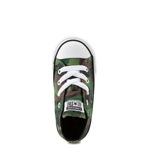 alternate view Converse Chuck Taylor All Star Lo Sneaker - Baby / Toddler - CamoALT2