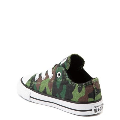 Alternate view of Converse Chuck Taylor All Star Lo Sneaker - Baby / Toddler - Camo