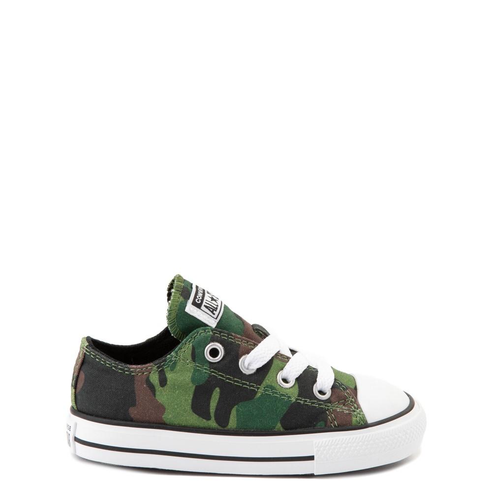 Converse Chuck Taylor All Star Lo Sneaker - Baby / Toddler - Camo