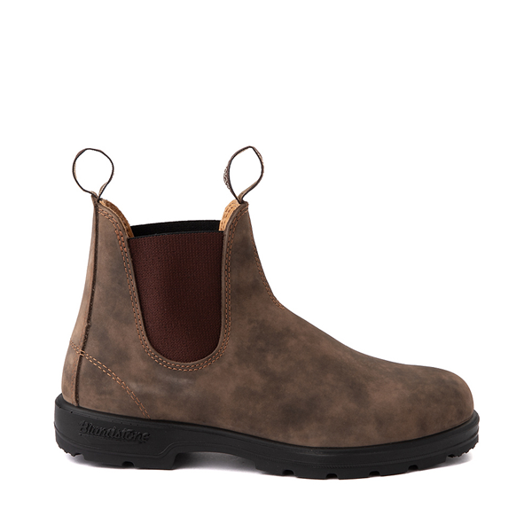 Mens Blundstone Chelsea Boot - Rustic Brown