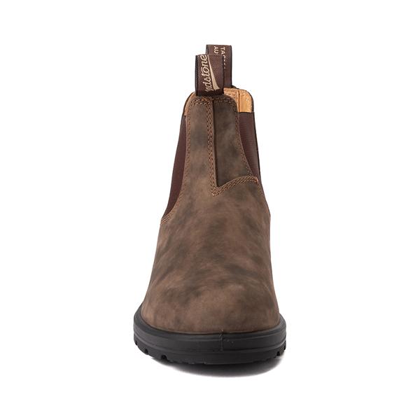 alternate view Mens Blundstone Chelsea Boot - Rustic BrownALT4