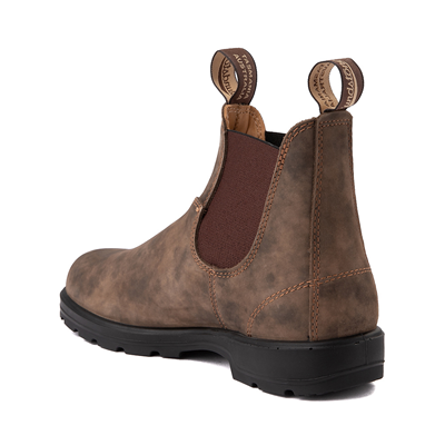 Alternate view of Mens Blundstone Chelsea Boot - Rustic Brown