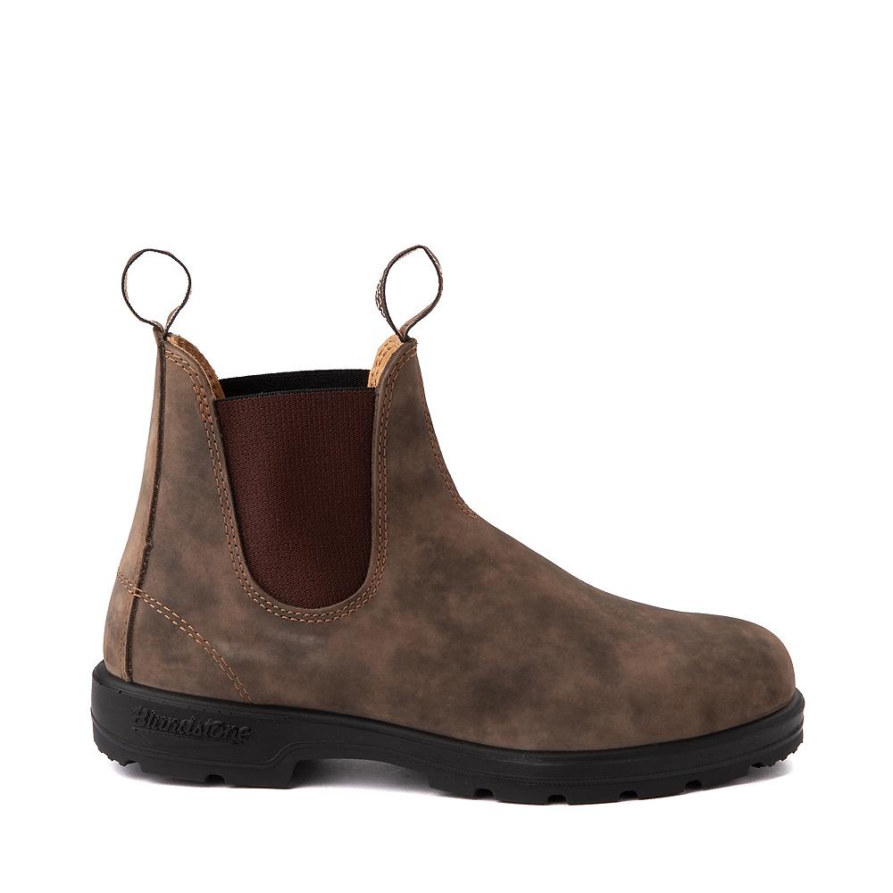 Mens Blundstone Chelsea Boot - Rustic Brown