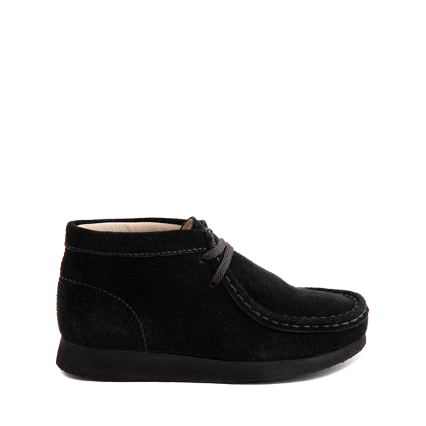 Clarks Originals Wallabee Chukka Boot - Little Kid - Black
